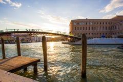 Venedig `-sikt - Italien Arkivbild