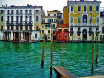 Venedig solskenskönheter Royaltyfri Foto