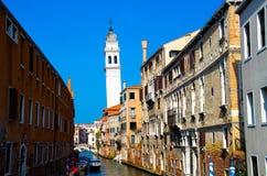 Venedig, som är royaltyfria foton