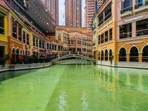 Venedig spornte Mall an Lizenzfreies Stockbild