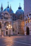 Venedig St Mark fyrkant fotografering för bildbyråer