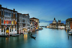 Venedig stad Royaltyfria Foton