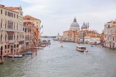 Venedig-Stadtkanalansicht lizenzfreie stockbilder