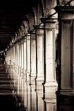 Venedig, Str. markiert Quadrat lizenzfreie stockfotografie