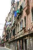 Venedig, Straße lizenzfreies stockfoto