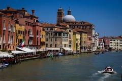 Venedig-Straßen Lizenzfreies Stockfoto