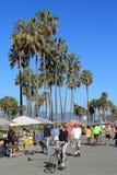 Venedig strand Arkivfoton