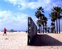 Venedig strand Arkivbild