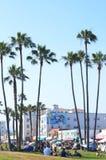 Venedig-Strand Stockfotografie