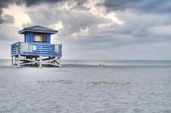 Venedig-Strand HDR lizenzfreie stockbilder