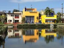 Venedig strand, Kalifornien Arkivbild