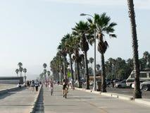 Venedig-Strand Kalifornien lizenzfreie stockfotografie