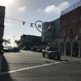 Venedig-Strand Kalifornien Stockfotos