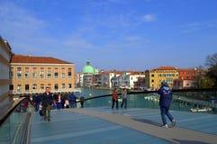 Venedig-Szene Lizenzfreies Stockbild
