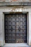 Venedig-Tür lizenzfreies stockfoto