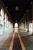 Venedig-Tunnel Lizenzfreie Stockfotos