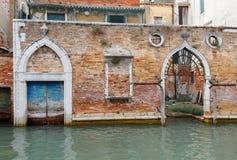 Venedig Veneto, Italien Arkivbild
