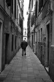 Venedig wächst alt Stockfoto