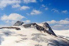 Venedigergruppe - baguette magique de montagne Rainerhorn, de Grossvenediger et de Schwarze, Alpes de Hohe Tauern, Autriche Images libres de droits