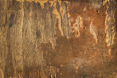 Veneer board from an old sewing machine Royalty Free Stock Photos