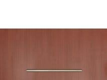 Veneer Cupboard stock image