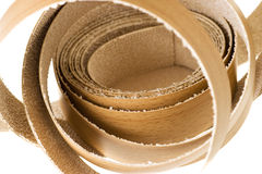 Veneer Tape. Isolated on white background Royalty Free Stock Images
