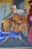 Venerating St Mark Stock Image