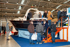 Venere łodzie - Łódkowaty przedstawienie Roma Zdjęcie Royalty Free