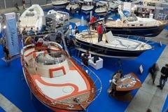 Venere Boats Royalty Free Stock Photos