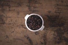 Venere italian black rice Stock Photos