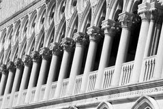 In Venetië Royalty-vrije Stock Afbeelding