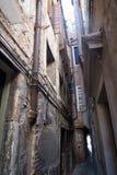 In Venetië Stock Afbeelding