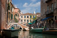 Venetië Stock Foto