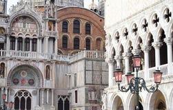 Venetië - Basilica Di San Marco-VI- Royalty-vrije Stock Foto's