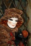 Venetië Carnaval 2011 - masker Royalty-vrije Stock Afbeeldingen