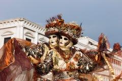 Venetië Carnaval 2013 Stock Foto