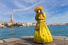 Venetië Carnaval 2013 Royalty-vrije Stock Afbeelding