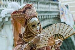Venetië Carnaval 2009 Royalty-vrije Stock Fotografie