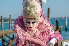 Venetië Carnaval 2009 Royalty-vrije Stock Afbeeldingen