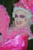 Venetië Carnaval 2009 Stock Fotografie