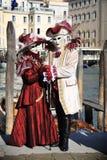 Venetië Carnaval 2016 Royalty-vrije Stock Fotografie