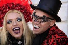 Venetië Carnaval 2016 Royalty-vrije Stock Foto