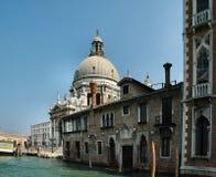 Venetië - de Begroeting van La royalty-vrije stock foto's