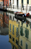 Venetië - de Reeks van het Kanaal Royalty-vrije Stock Fotografie