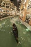 Venetië Grand Canal in Manilla stock foto