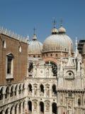 Venetië - het Paleis van Doges royalty-vrije stock foto's