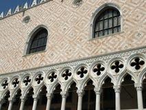 Venetië - het Paleis van Doges royalty-vrije stock afbeeldingen
