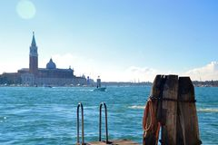Venetië Italië stock foto