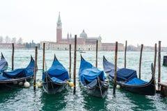 Venetië, Italië. Stock Afbeeldingen