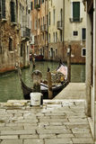 Venetië. Italië stock foto's